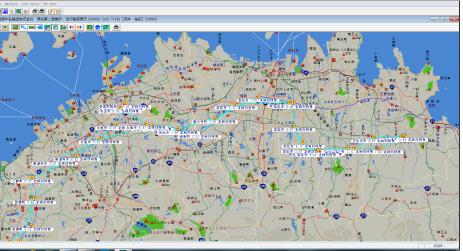 運行管理レーダーチャート
